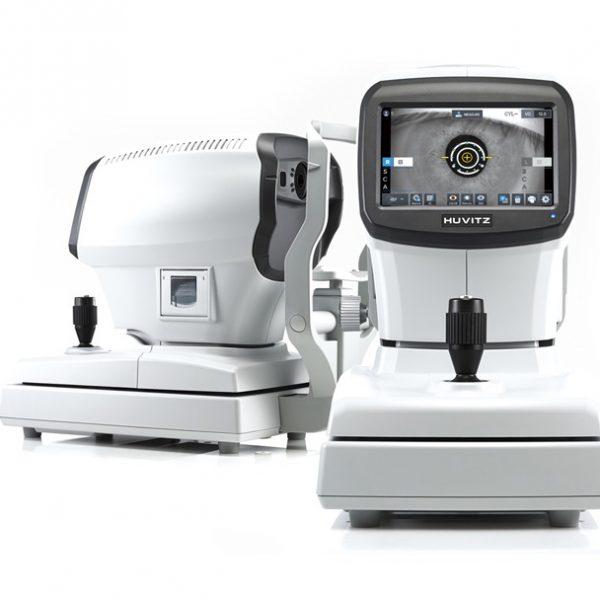 HRK-1 Autorefraktometrai/keratometrai